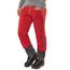 Norrøna Lyngen Alpha100 3/4 Pants Men Crimson Kick